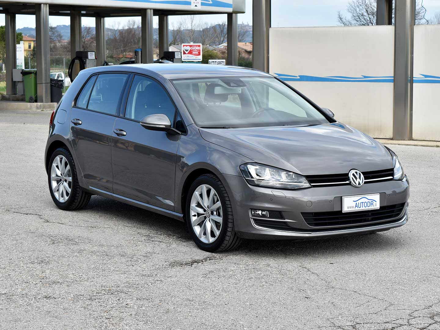 volkswagen golf vii 1 6 tdi highline dsg. Black Bedroom Furniture Sets. Home Design Ideas