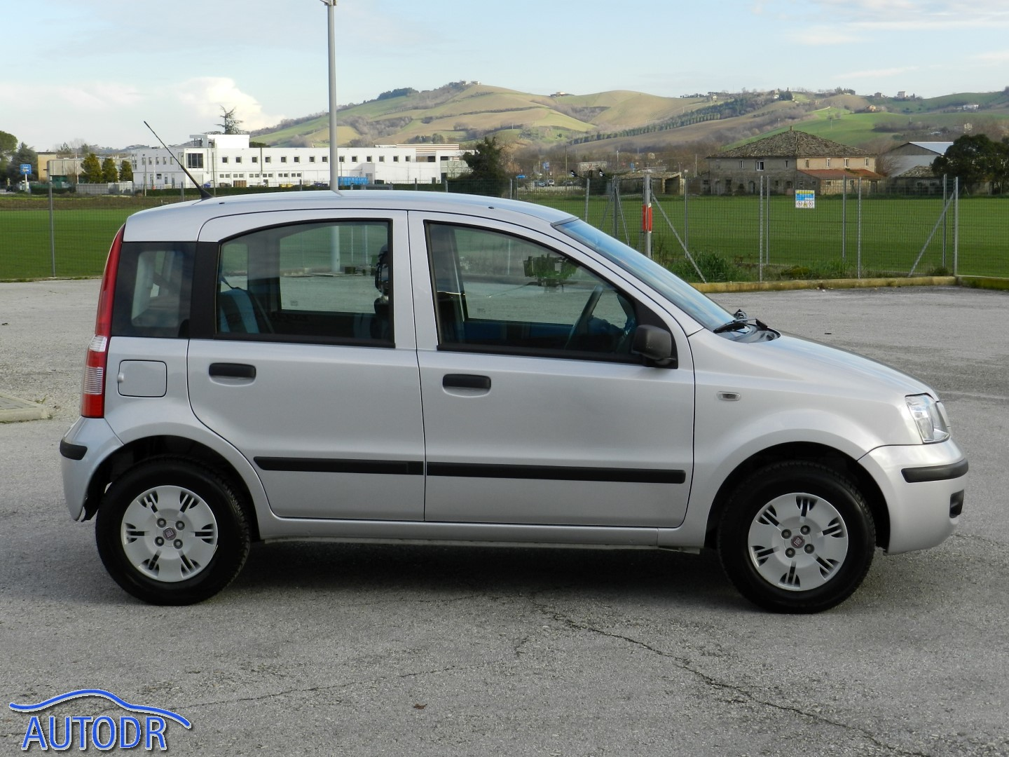 fiat panda 1 3 multijet anno 07 2009. Black Bedroom Furniture Sets. Home Design Ideas