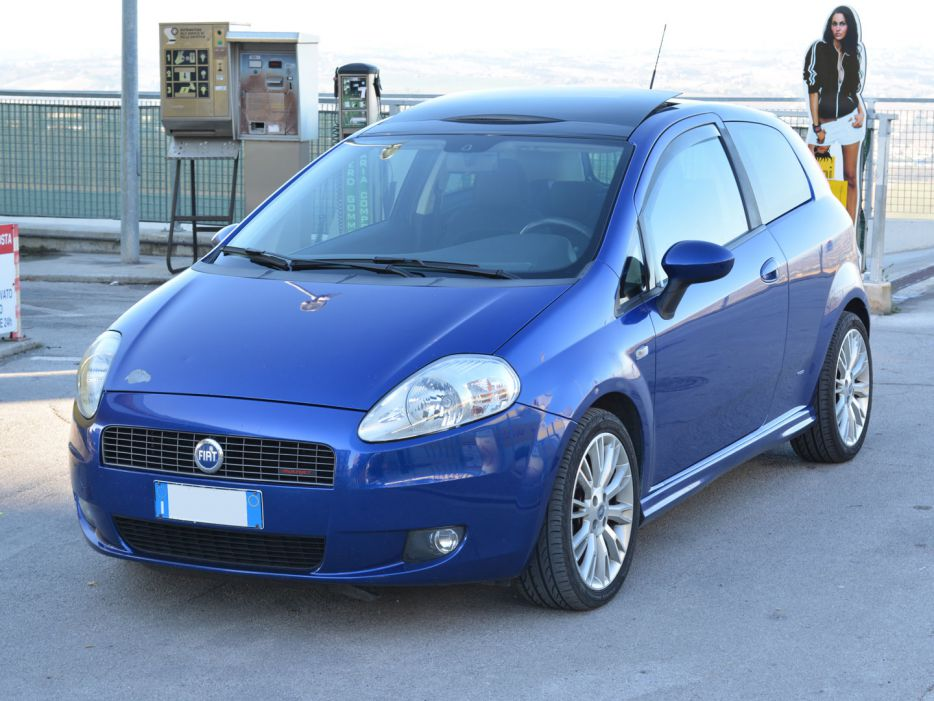 fiat grande punto sport 130cv tettino. Black Bedroom Furniture Sets. Home Design Ideas